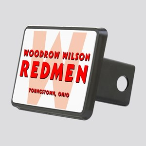 Wilson Redmen Rectangular Hitch Cover